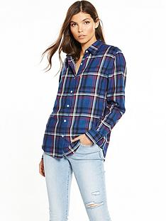 levis-sidney-1-pocket-check-shirt