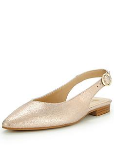 v-by-very-leather-slingback-point-flat-pink-shimmer