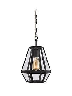 chicago-hexagonal-caged-pendant-light