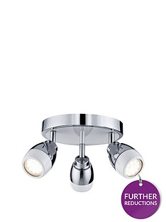 lucie-chrome-and-white-3-light-spotlight