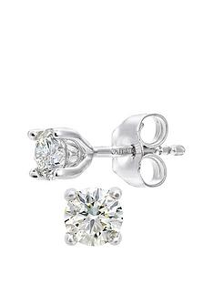 love-diamond-18ctnbspwhite-gold-50-point-diamond-solitaire-earrings