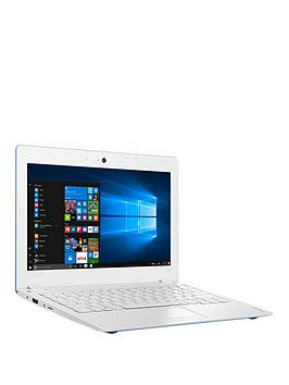 Lenovo Ideapad 100S Intel Atom 2Gb Ram 32Gb Emmc Ssd 11.6 Inch Laptop  Blue  Laptop Only