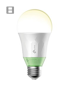 tp-link-lb110-wi-fi-smart-bulb-white-ndash-e27-with-b22-adapter