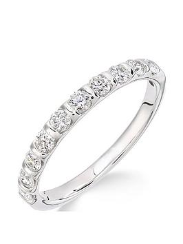 Love DIAMOND Love Diamond Love Diamond 9Ct White Gold 50 Points Of Diamond  ... Picture