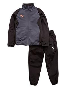 puma-junior-training-poly-tracksuit