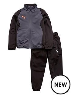 puma-junior-training-poly-tracksuit