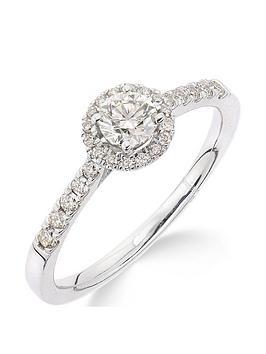 love-diamond-love-diamond-9ctnbspgold-50-points-total-diamond-halo-ring