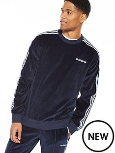 adidas-originals-osaka-velour-crew-neck-top