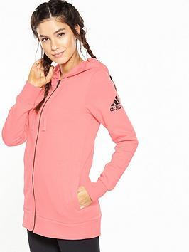 Adidas Essentials Hoodie  Rose
