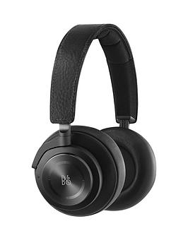 B&O Play By Bang &Amp Olufsen H9 OverEar Wireless Bluetooth Headphones With Active Noise Cancelling  Black