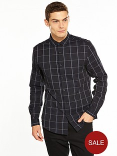 v-by-very-ls-smart-check-shirt