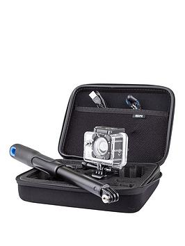 Silverlabel Silverlabel  Sp Gadgets Action Cam 1080P  Pov Pole  Pov Case Bundle