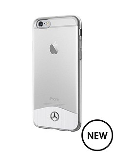 wave-ix-official-premium-hard-shell-case-with-aluminium-plate-for-iphone-7-clear