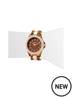 limit-limit-chocolate-dial-stone-bezel-ladies-watch