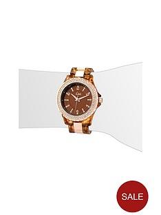 limit-limit-chocolate-dial-stone-bezel-ladies-watch