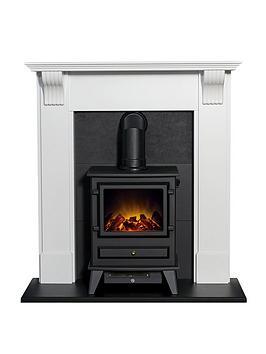 Adam Fires & Fireplaces   Harrogate Electric Stove Suite