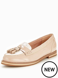 moda-in-pelle-moda-in-pelle-errica-saddle-tassel-loafer
