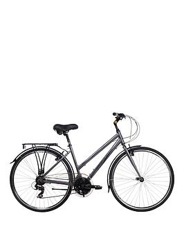 Indigo Regency Ladies Hybrid Bike 17.5 Inch Frame
