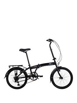 Ford CMax 6Speed Folding Bike 11 Inch Frame