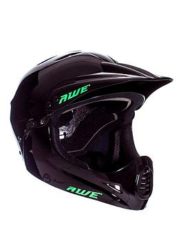 Awe   Bmx Full Face Helmet