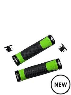awe-locking-handlebar-grips-greenblack