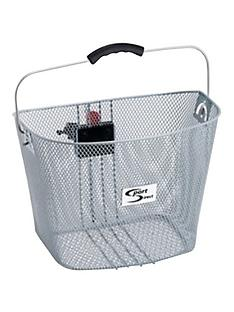 sport-direct-bicycle-basket-silver