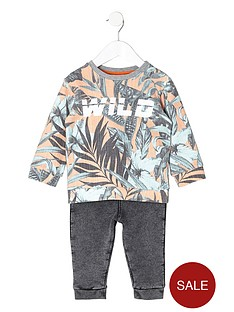 river-island-mini-palm-print-sweat-with-acid-wash-jog