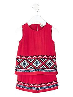 river-island-mini-girls-red-embroidered-shell-top-outfit