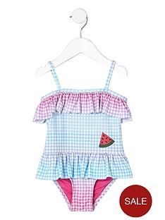 river-island-mini-girls-blue-gingham-print-frill-swimsuit