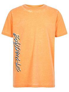 river-island-boys-orange-burnout-039bahamas039-print-t-shirt