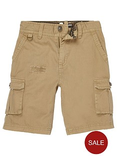 river-island-boys-light-brown-cargo-shorts