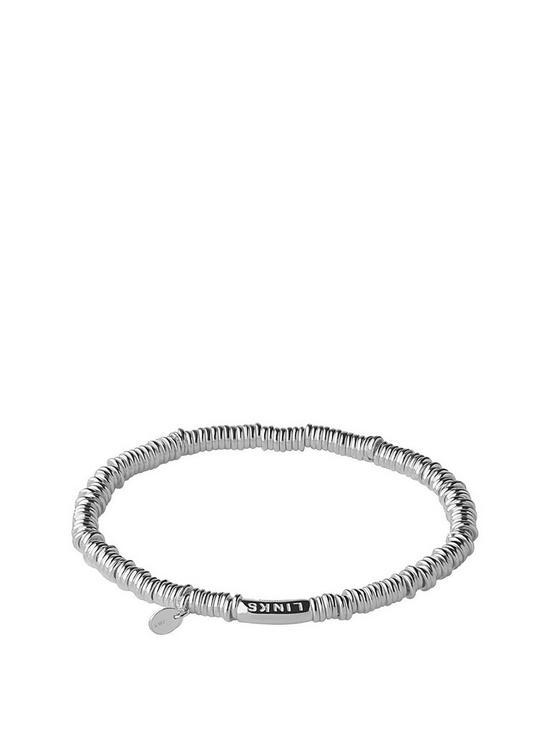 Sterling Silver Mini Charm Bracelet