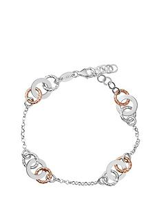 links-of-london-links-of-london-aurora-sterling-silver-and-18kt-rose-gold-vermeil-multi-link-bracelet
