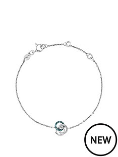 links-of-london-links-of-london-treasured-sterling-silver-white-amp-blue-diamond-bracelet