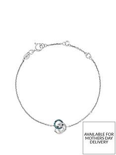 links-of-london-treasured-sterling-silver-white-amp-blue-diamond-bracelet