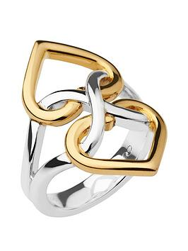 links-of-london-infinite-love-sterling-silver-and-18ctnbspgold-vermeil-ring