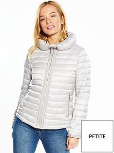 v-by-very-petite-lightweight-padded-coat-soft-grey
