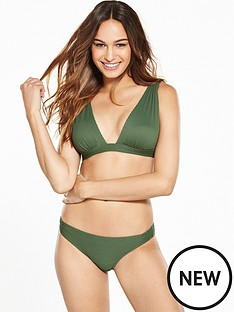 v-by-very-textured-drape-bikini-set-khaki