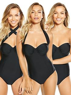 v-by-very-controlwear-multi-way-underwired-swimsuit-black