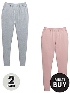 v-by-very-2-pack-joggers-pinkgrey