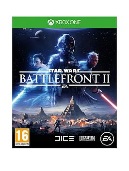 Xbox One Xbox One Star Wars&Trade; Battlefront&Trade; 2 Picture