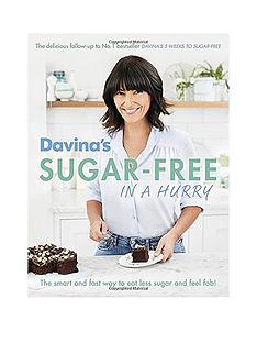 davina-sugar-free-in-a-hurry-book