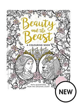 beauty-and-the-beast-colouring-book