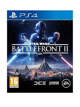Playstation 4 Playstation 4 Star Wars Battlefront 2 Picture