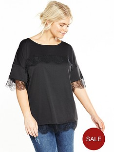 v-by-very-curve-lace-sleeve-t-shirt-black