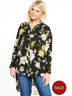v-by-very-curve-long-sleeve-maxi-shirt
