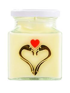 flamingo-candles-cream-love-birds-valentinersquos-candle