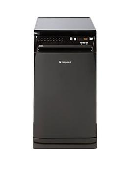 Hotpoint Ultima Siuf32120K 10Place Dishwasher  Black