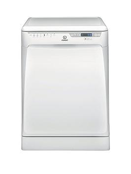 Indesit Extra Baby Care Dfp58T94Z 14Place Dishwasher  White