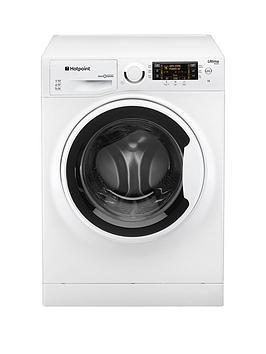 Hotpoint Ultima Rpd8457Juk1 8Kg Load 1400 Spin Washing Machine  White